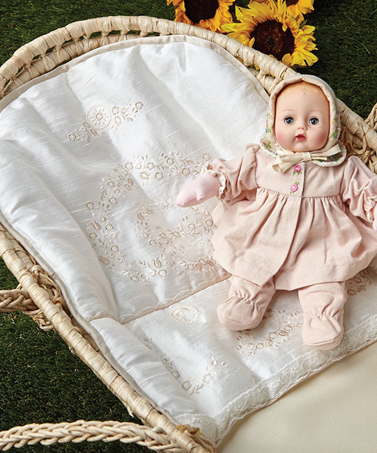 9fa7e99f4 These delicate heirloom designs have been created for a little princess.  Perfect for babies layettes, christening gowns, quilt and shawls.